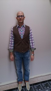 2014-11-24 Scott dress shirt and vest