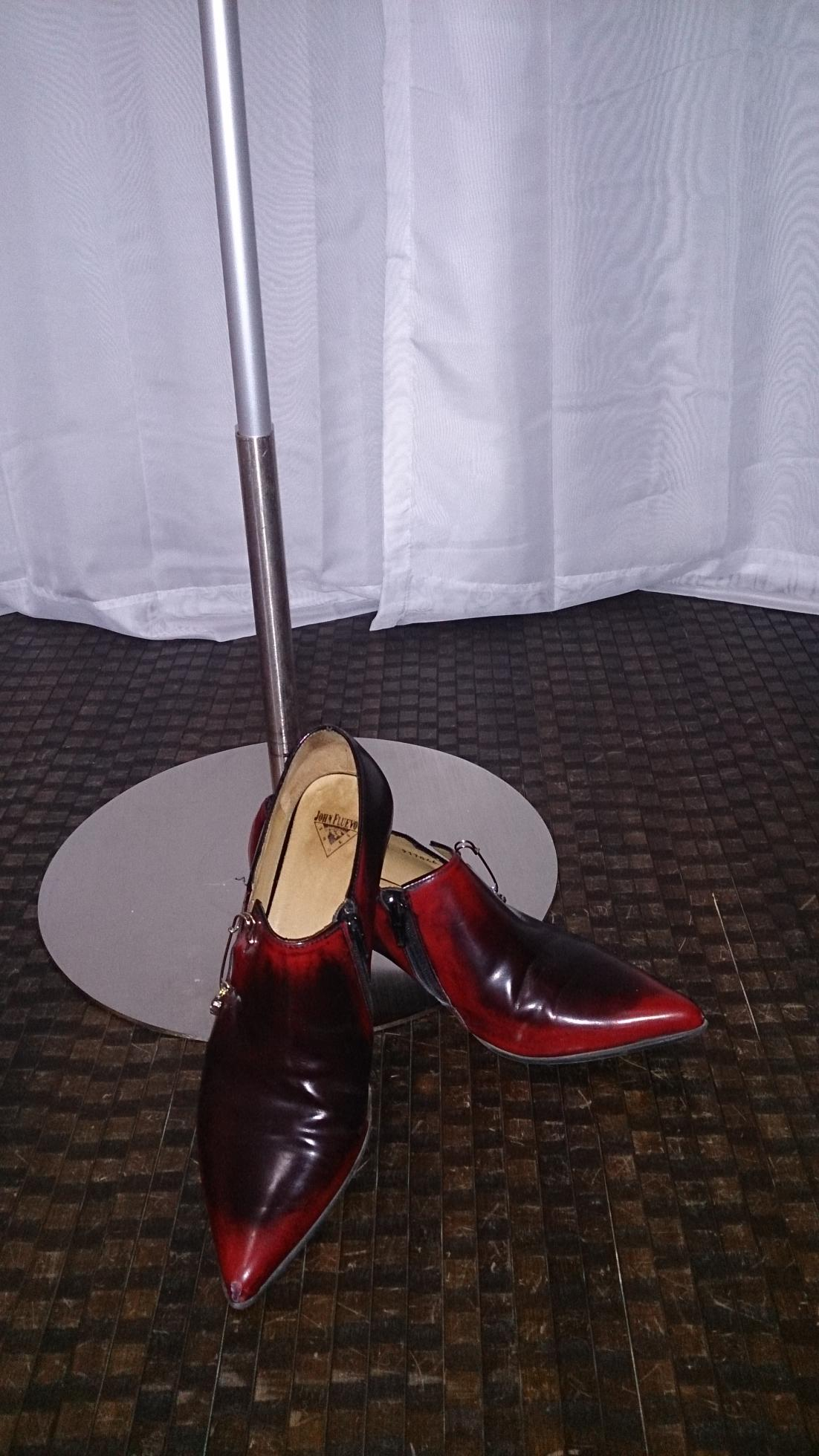2015-06-29 Fluevog Western style shoe